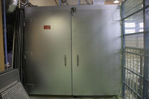 箱型循環式バッチ炉 小