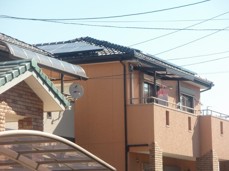 【太陽光 2.85kw】 羽島郡 G様