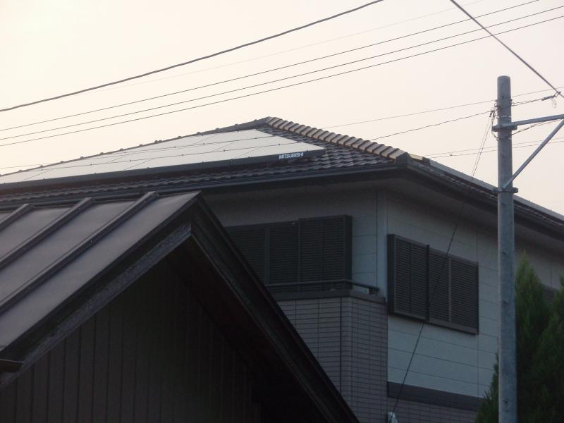 【太陽光 3.51kw】 稲沢市 HT様